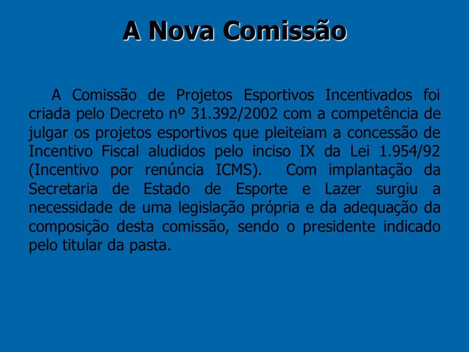 A Nova Comissão