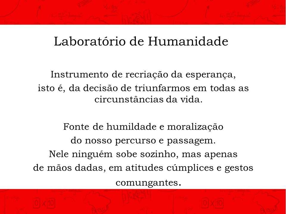 Laboratório de Humanidade