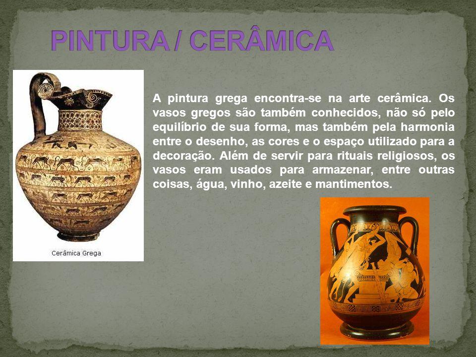 PINTURA / CERÂMICA