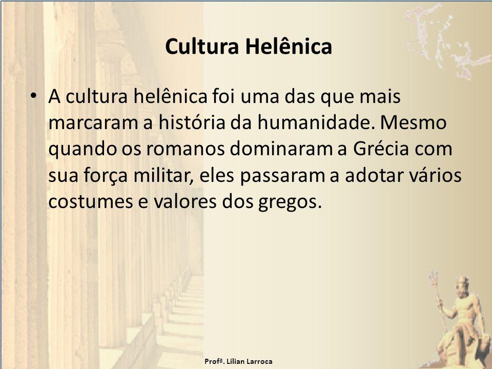 Cultura Helênica