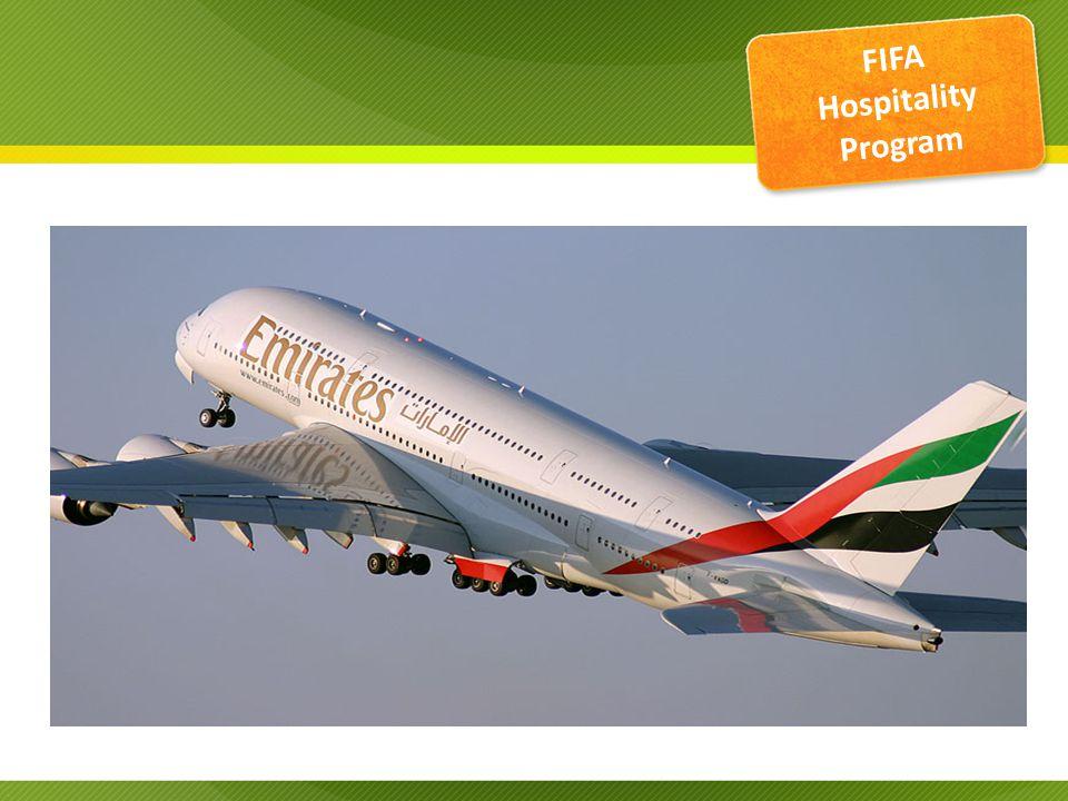 FIFA Hospitality Program
