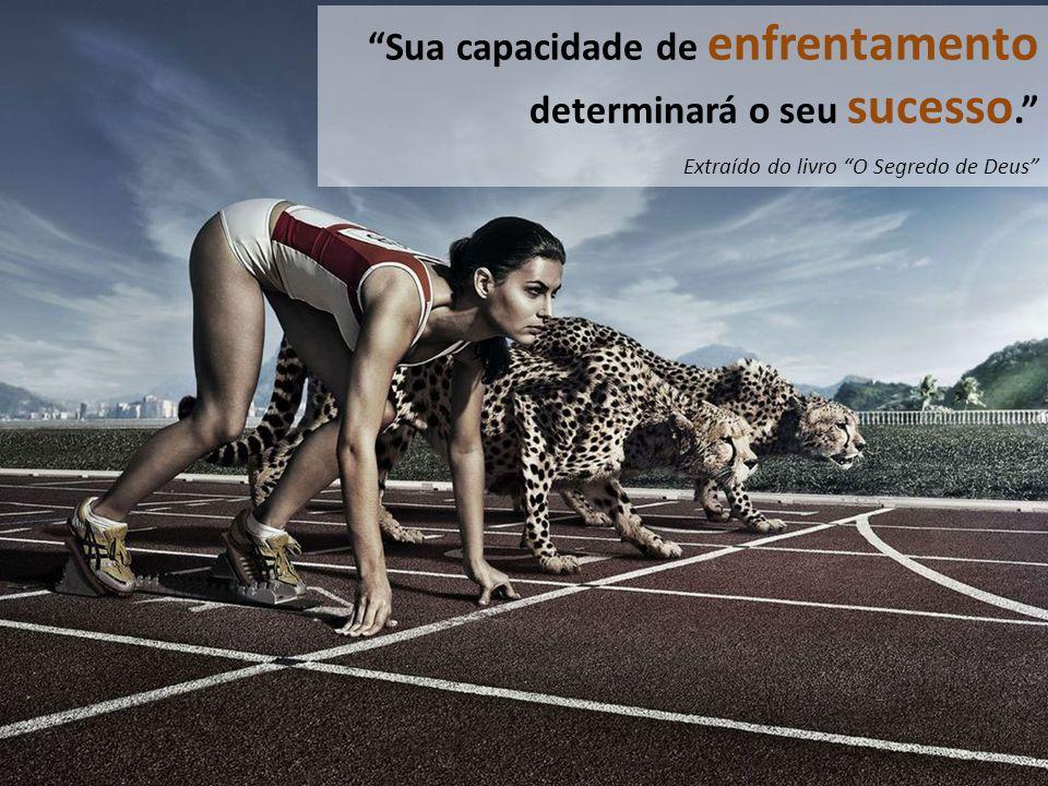 Sua capacidade de enfrentamento determinará o seu sucesso.