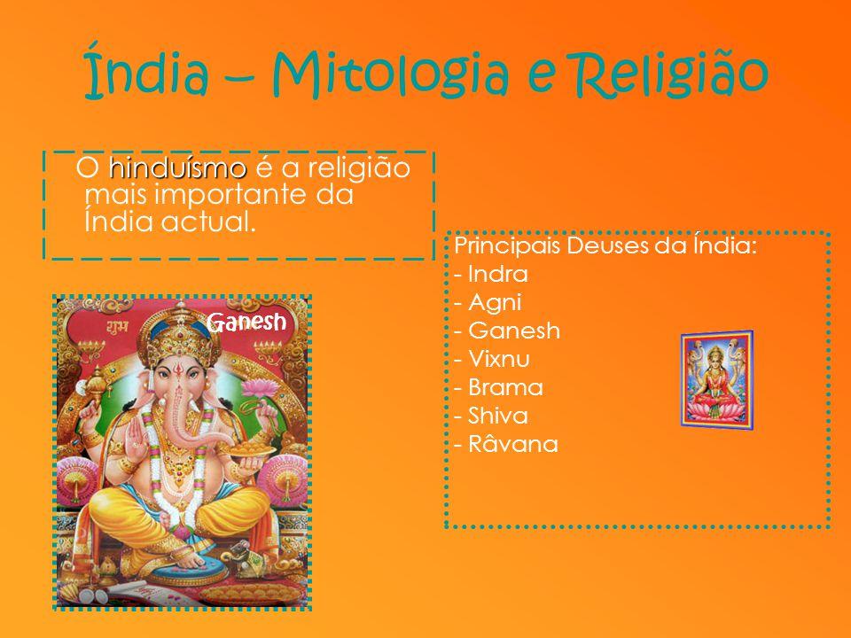 Índia – Mitologia e Religião