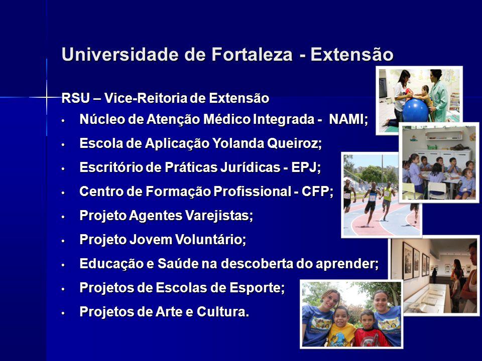 Universidade de Fortaleza - Extensão