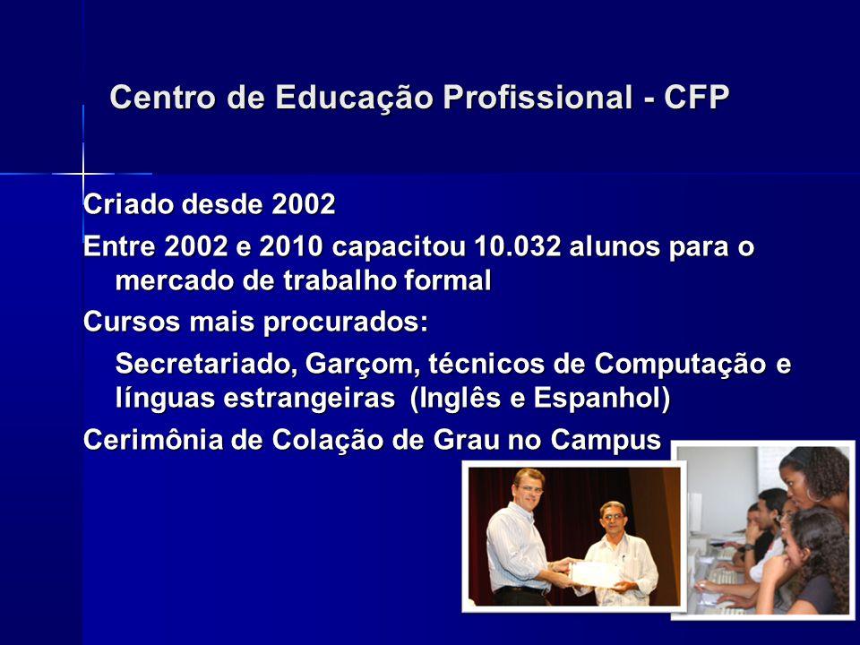 Centro de Educação Profissional - CFP