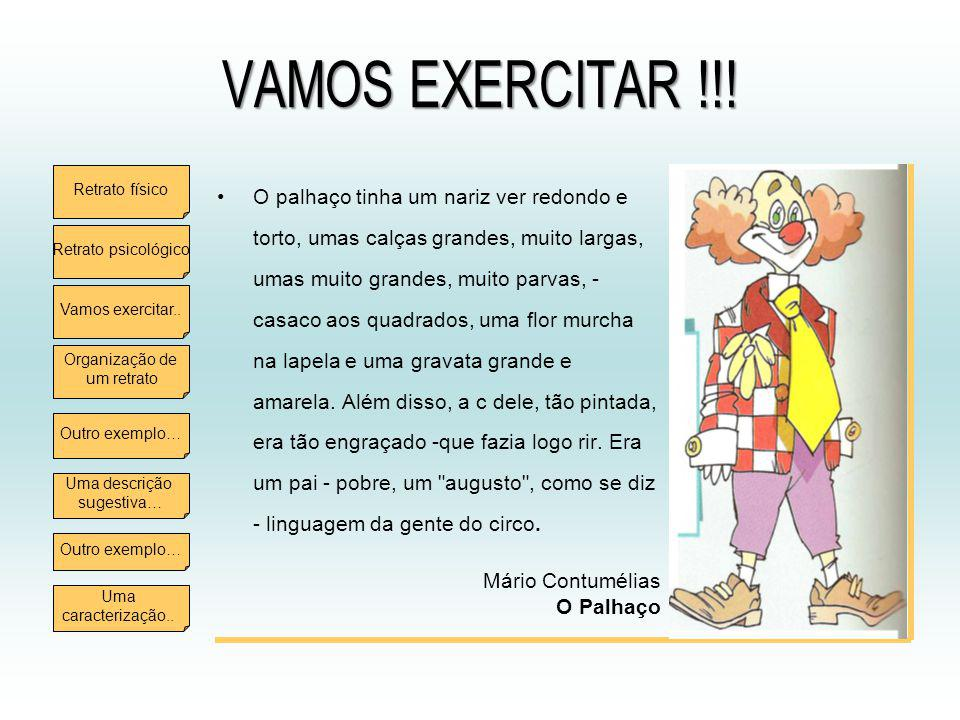 Vamos exercitar !!!
