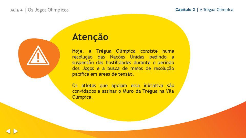 Aula 4 | Os Jogos Olímpicos