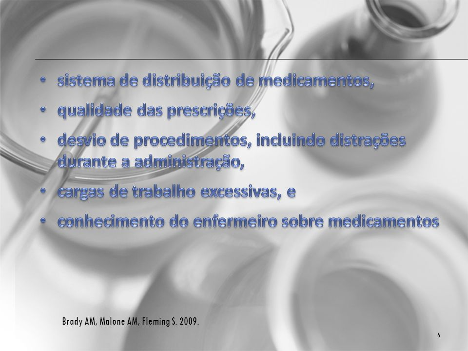 sistema de distribuição de medicamentos, qualidade das prescrições,