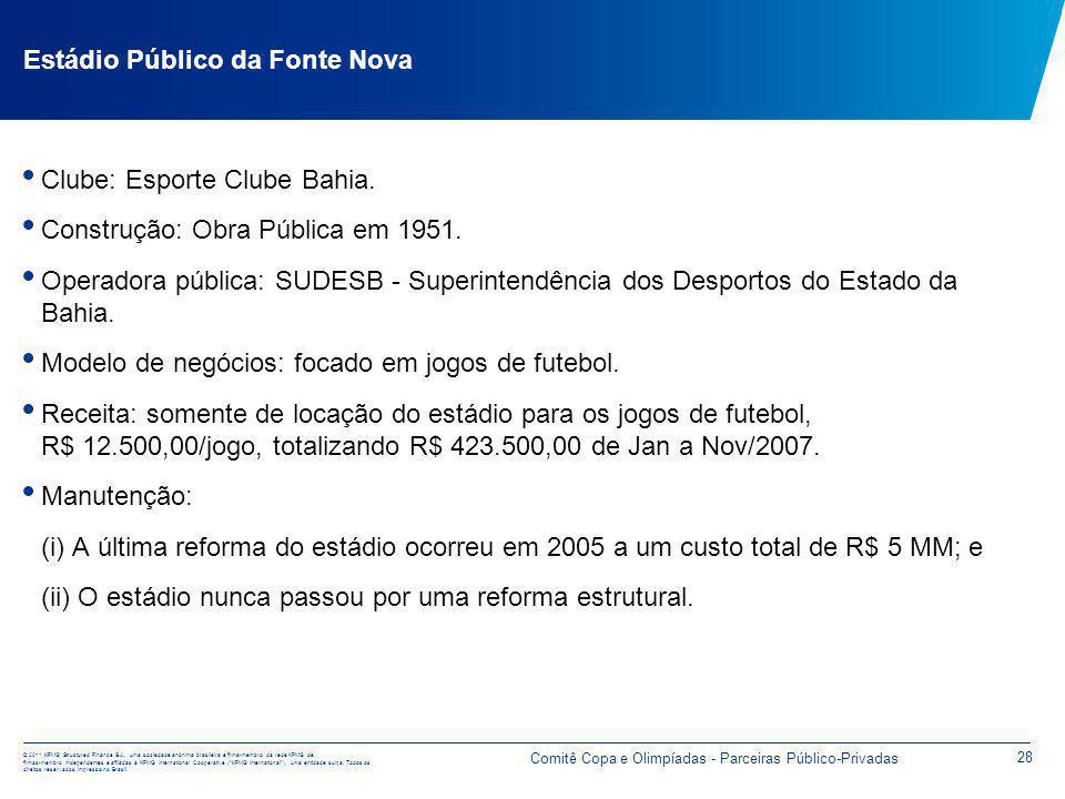 Estádio Público da Fonte Nova (cont.)