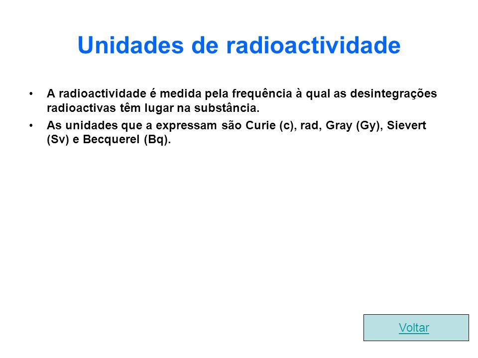 Unidades de radioactividade