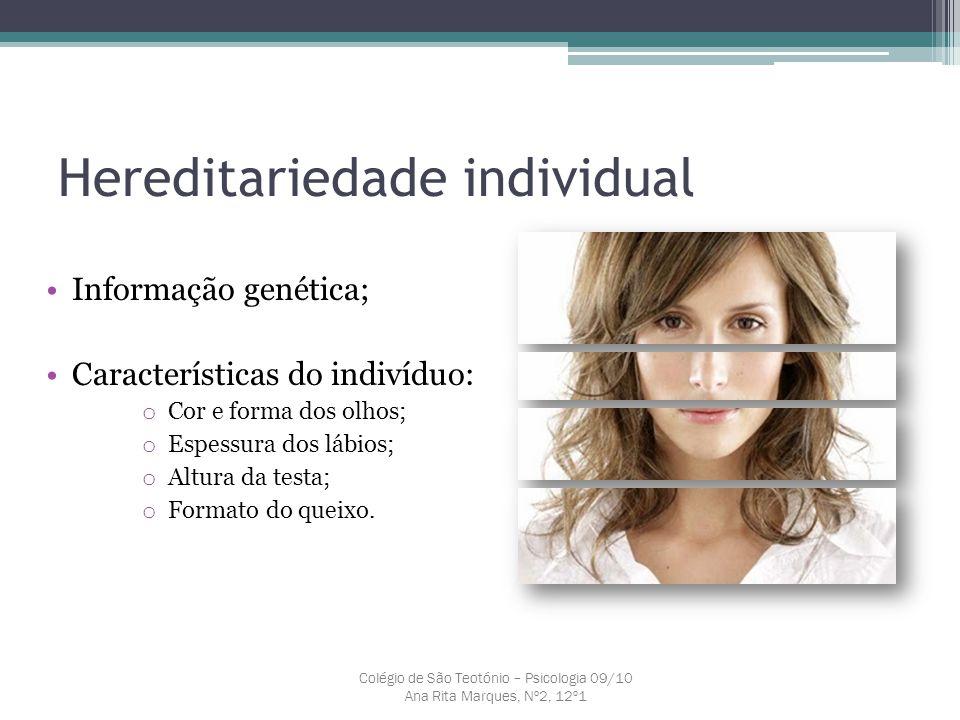 Hereditariedade individual