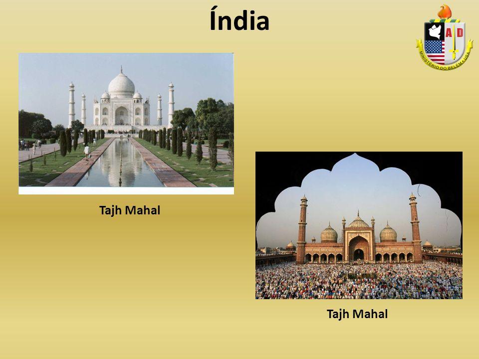 Índia Tajh Mahal Tajh Mahal