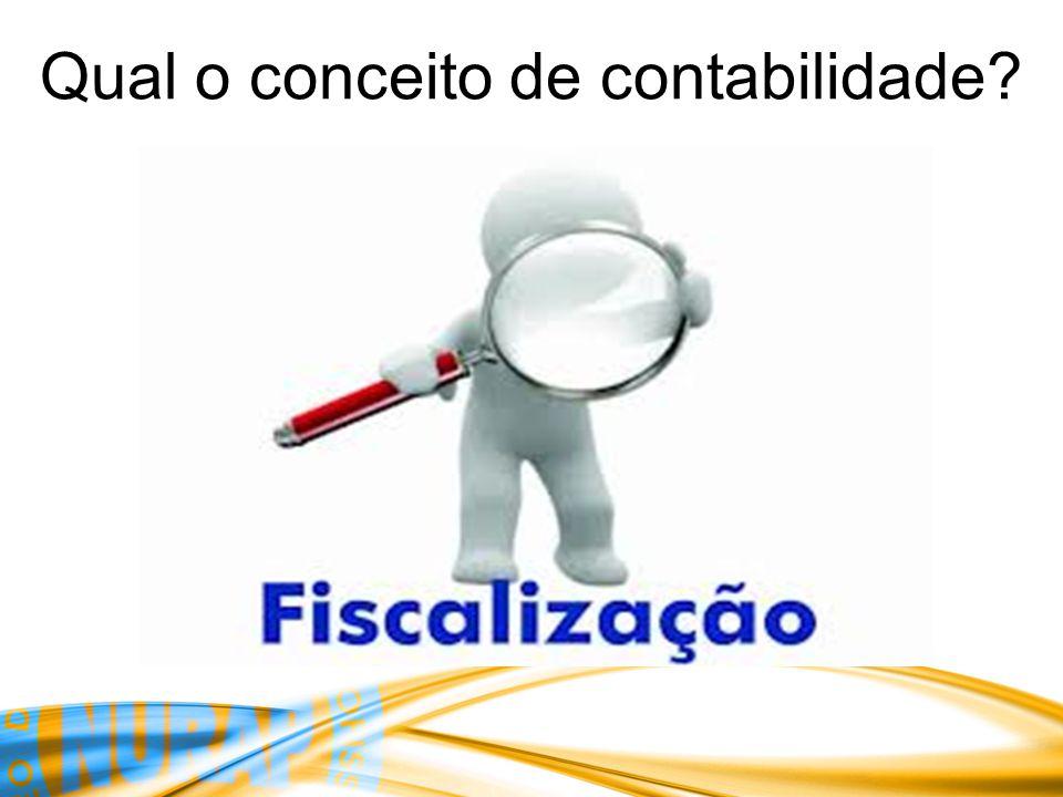 Qual o conceito de contabilidade