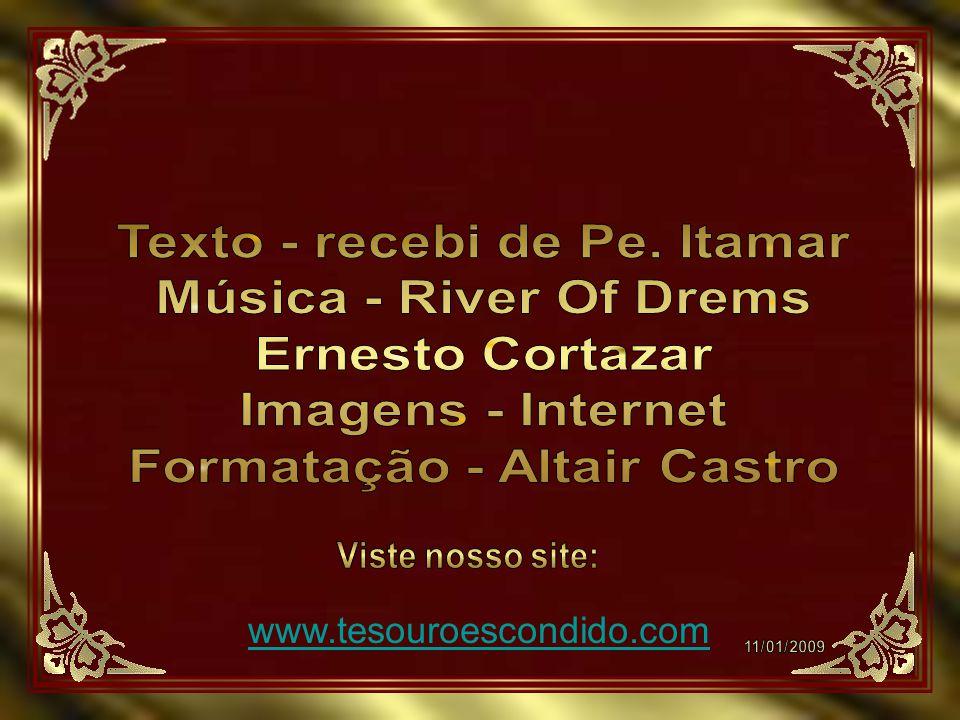 Texto - recebi de Pe. Itamar Formatação - Altair Castro