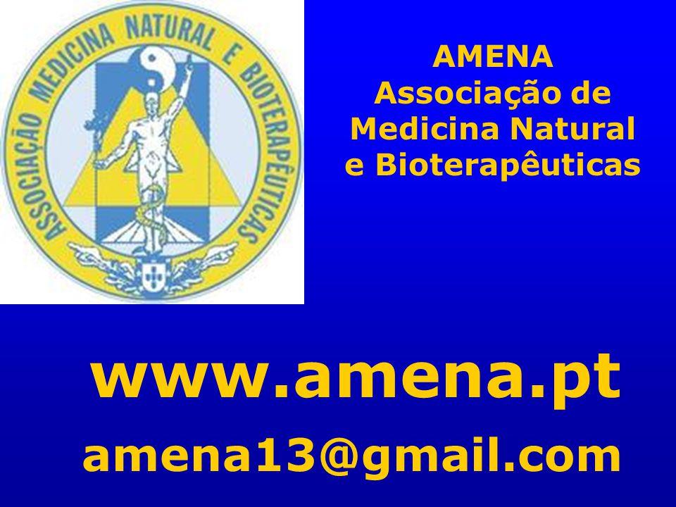 AMENA Associação de Medicina Natural e Bioterapêuticas