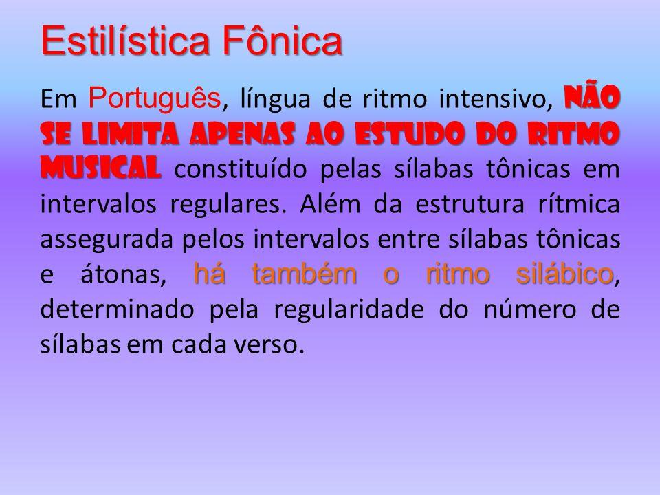 Estilística Fônica