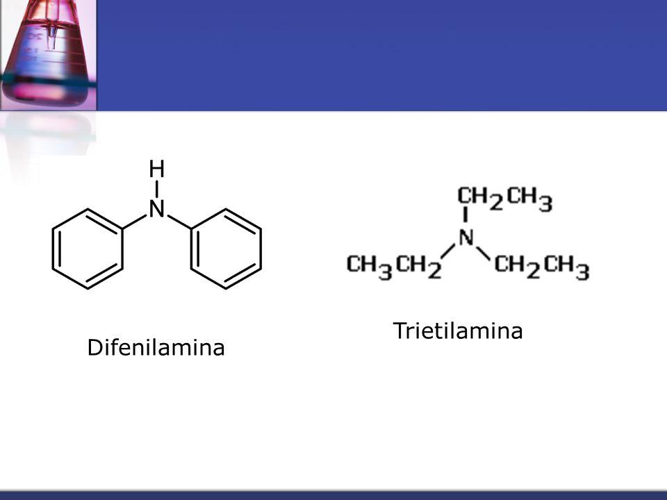 Trietilamina Difenilamina