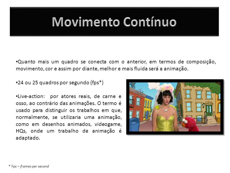 Movimento Contínuo