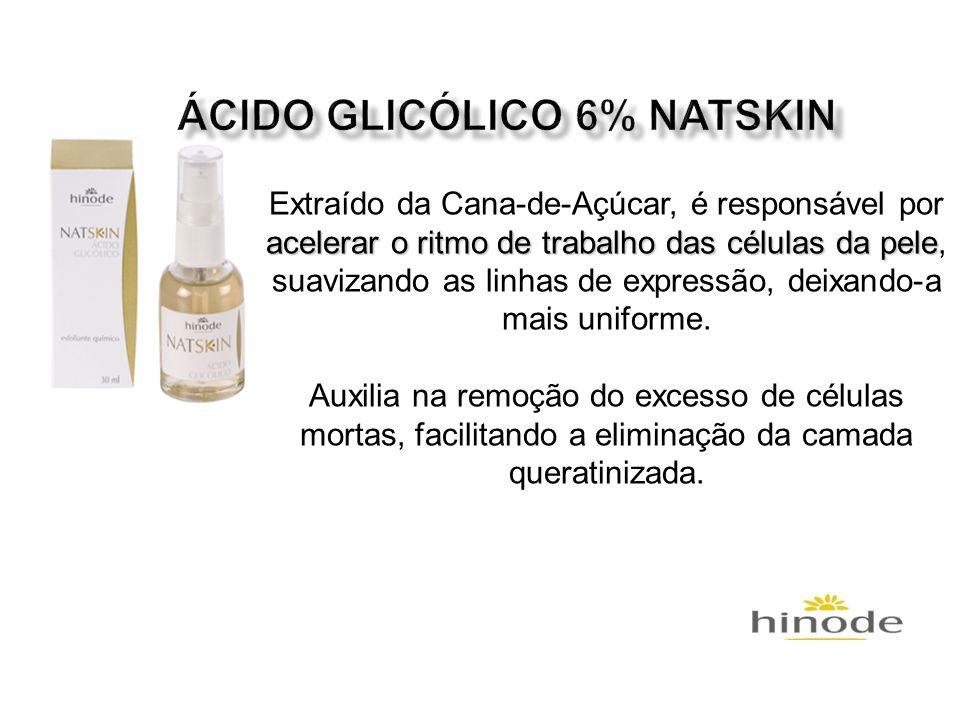 Ácido Glicólico 6% NATSKIN