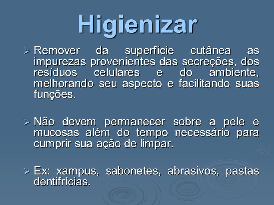 Higienizar