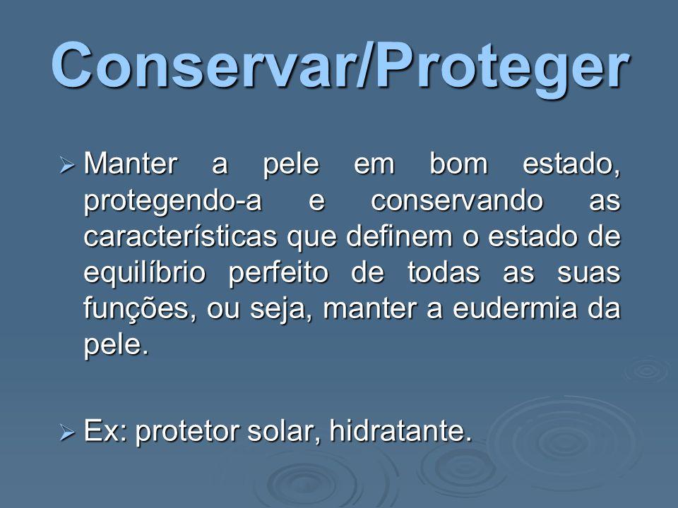 Conservar/Proteger
