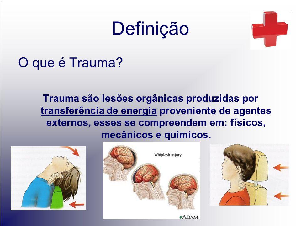 Definição O que é Trauma