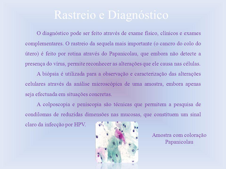 Rastreio e Diagnóstico