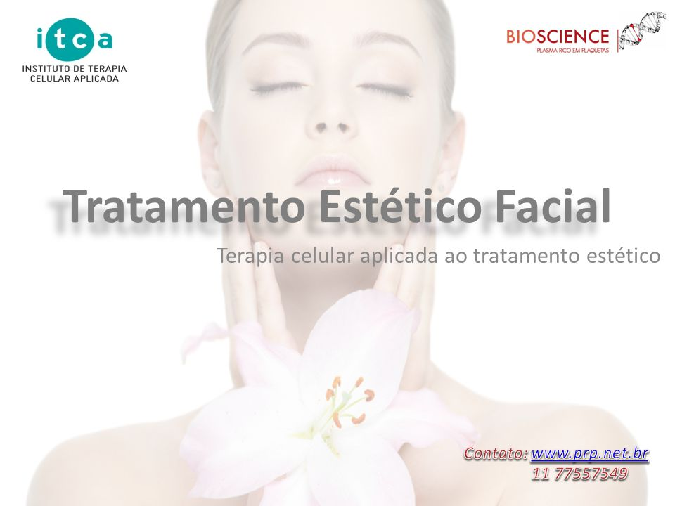 Tratamento Estético Facial