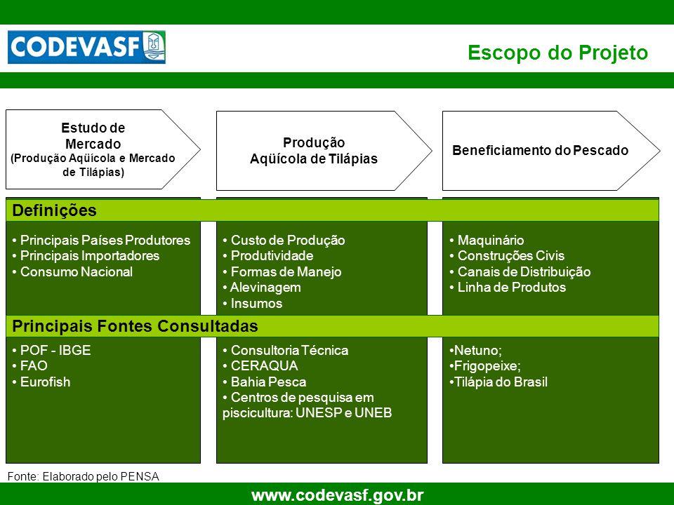 (Produção Aqüícola e Mercado de Tilápias) Beneficiamento do Pescado