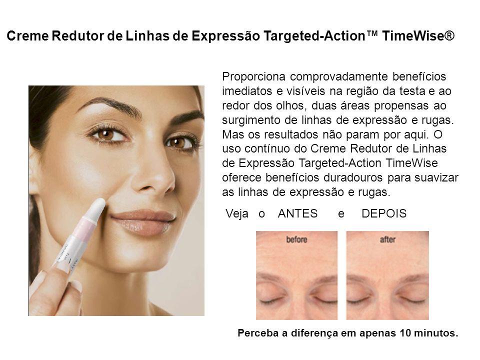 Creme Redutor de Linhas de Expressão Targeted-Action™ TimeWise®