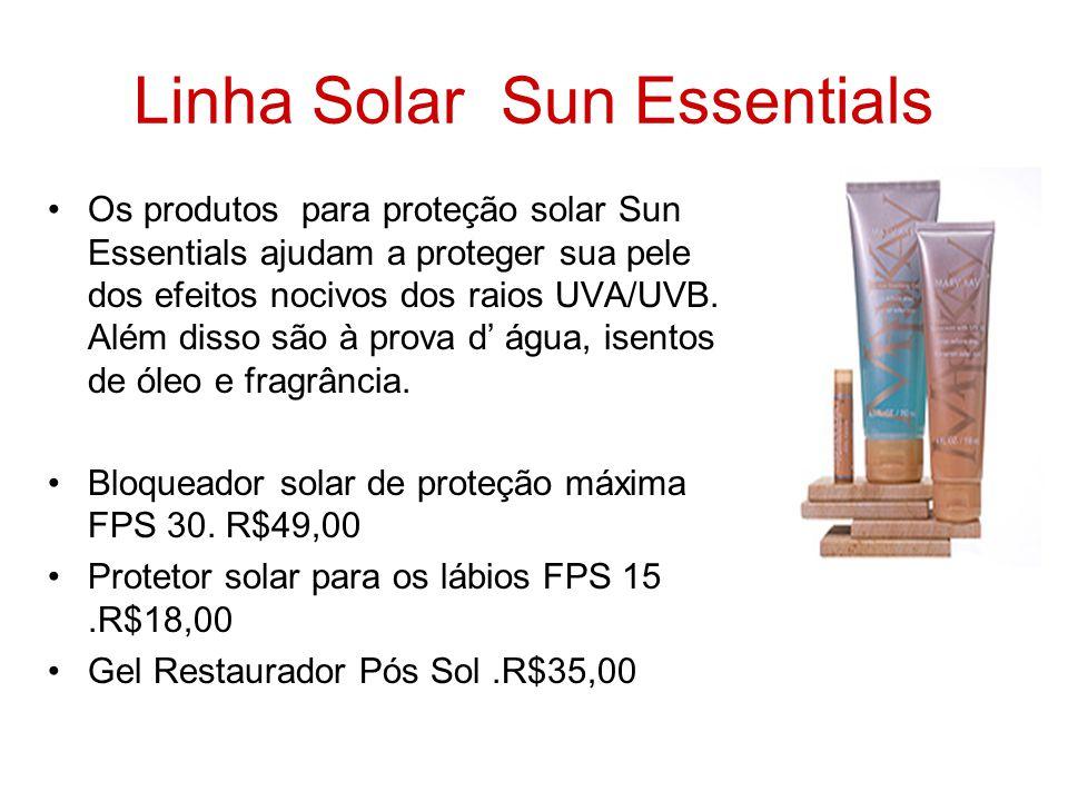Linha Solar Sun Essentials