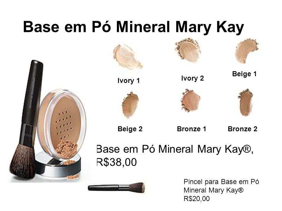 Base em Pó Mineral Mary Kay