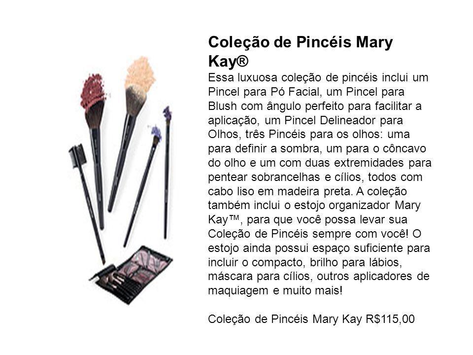 Coleção de Pincéis Mary Kay®
