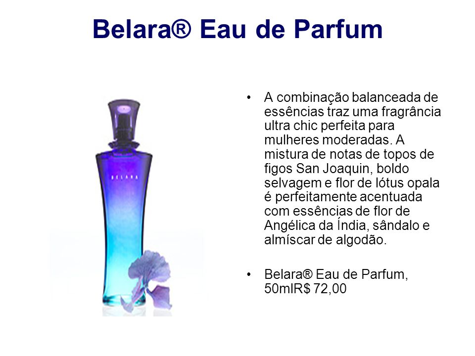 Belara® Eau de Parfum