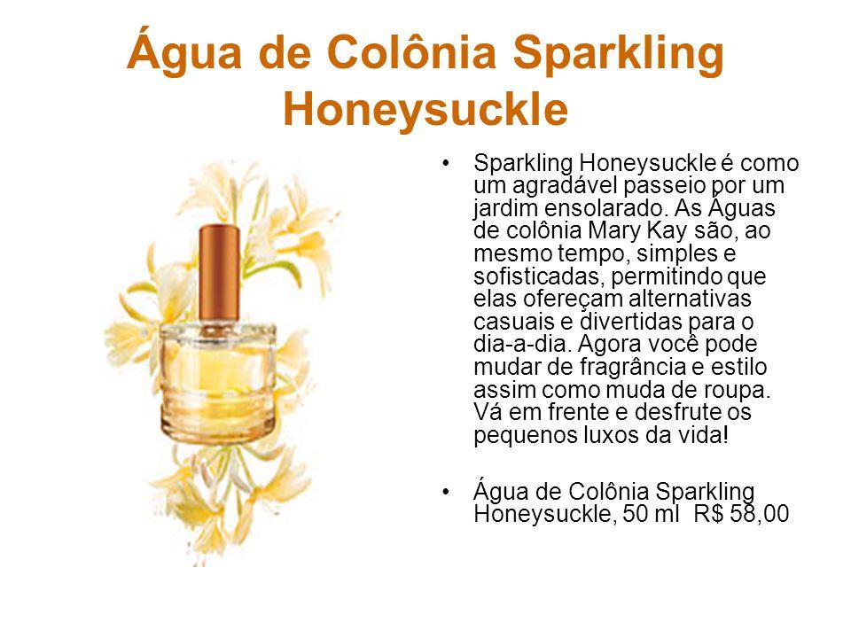 Água de Colônia Sparkling Honeysuckle