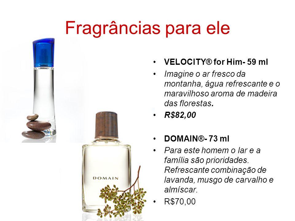 Fragrâncias para ele VELOCITY® for Him- 59 ml