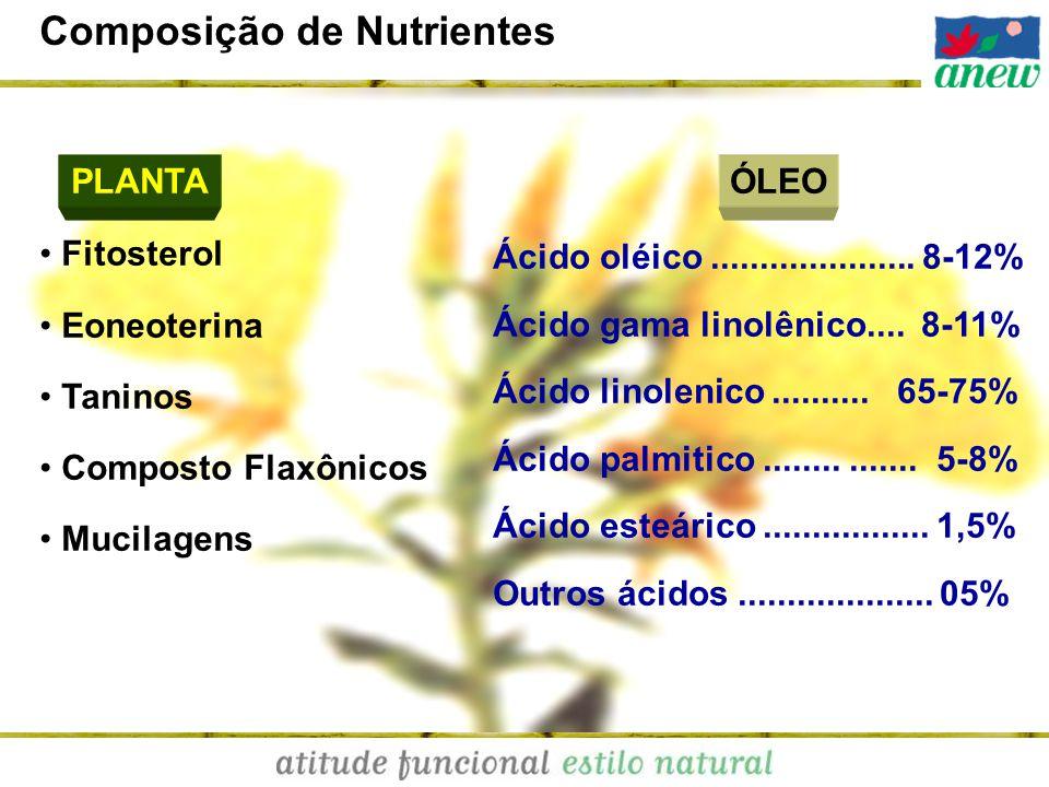 Composição de Nutrientes