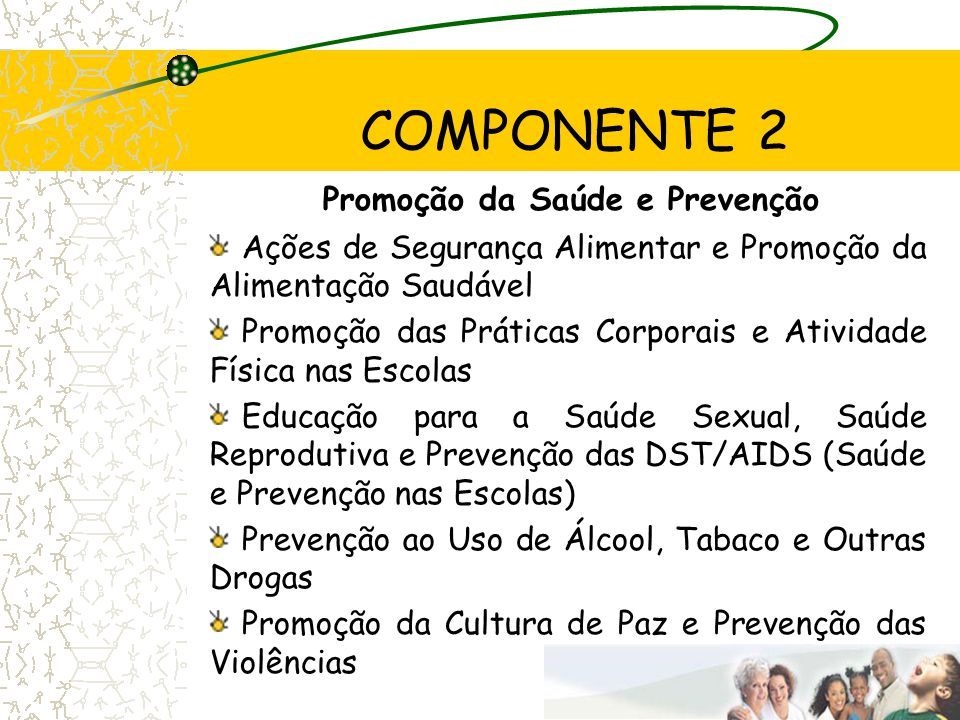 Promoção da Saúde e Prevenção