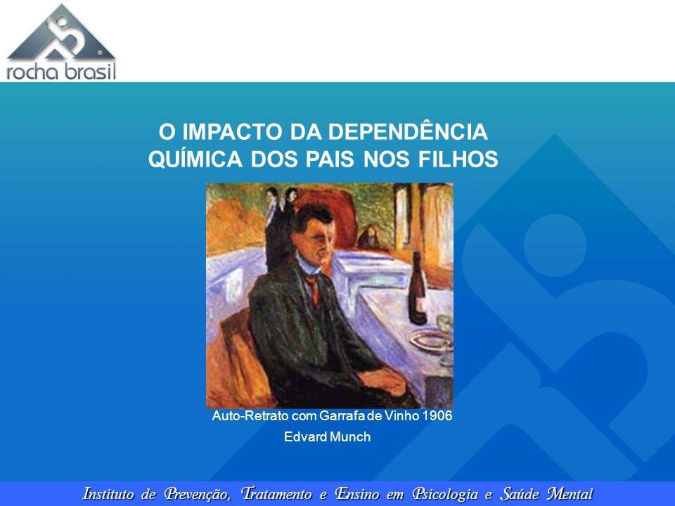 O IMPACTO DA DEPENDÊNCIA QUÍMICA DOS PAIS NOS FILHOS