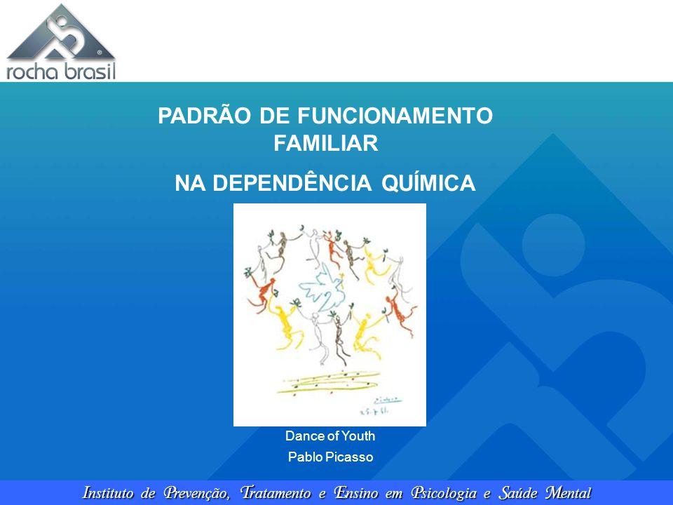 PADRÃO DE FUNCIONAMENTO FAMILIAR NA DEPENDÊNCIA QUÍMICA