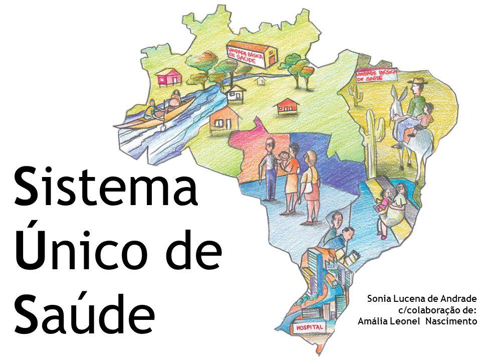 Sistema Único de Saúde Sonia Lucena de Andrade c/colaboração de: