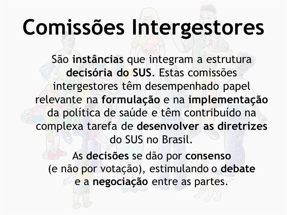 Comissões Intergestores
