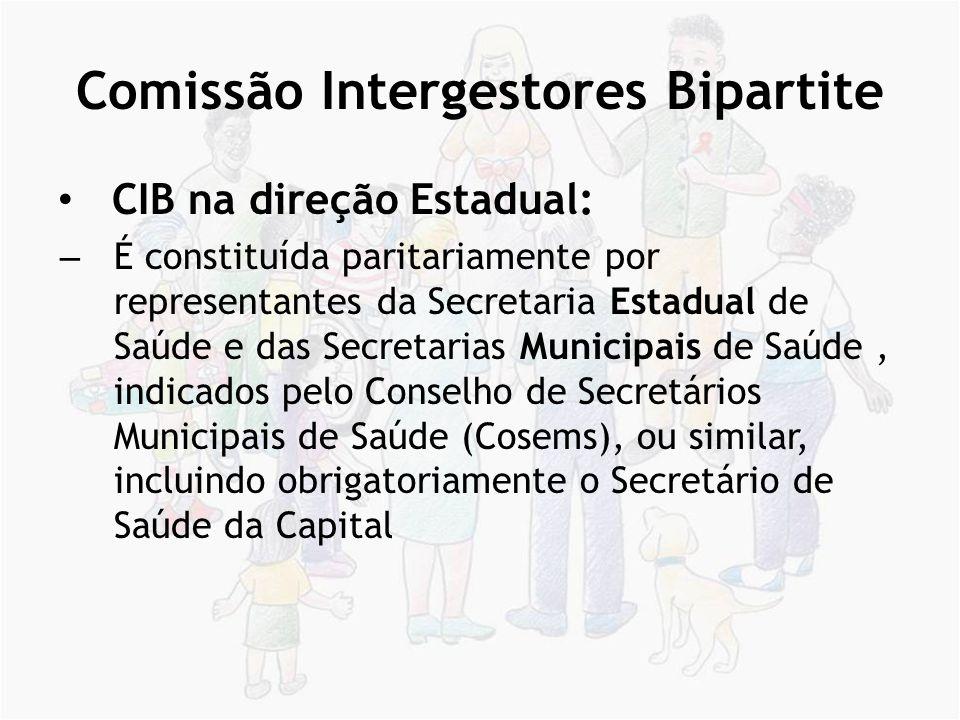 Comissão Intergestores Bipartite