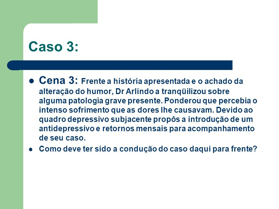 Caso 3: