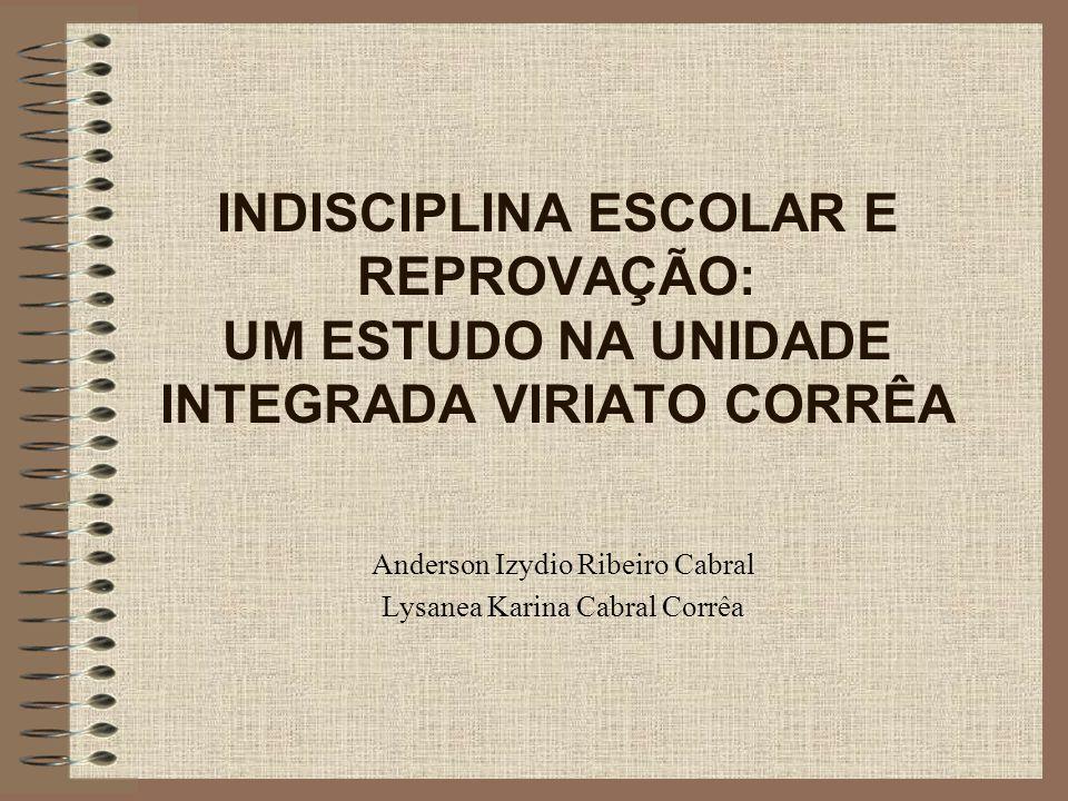 Anderson Izydio Ribeiro Cabral Lysanea Karina Cabral Corrêa