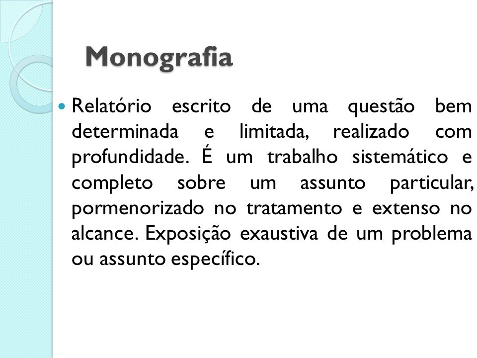 Monografia