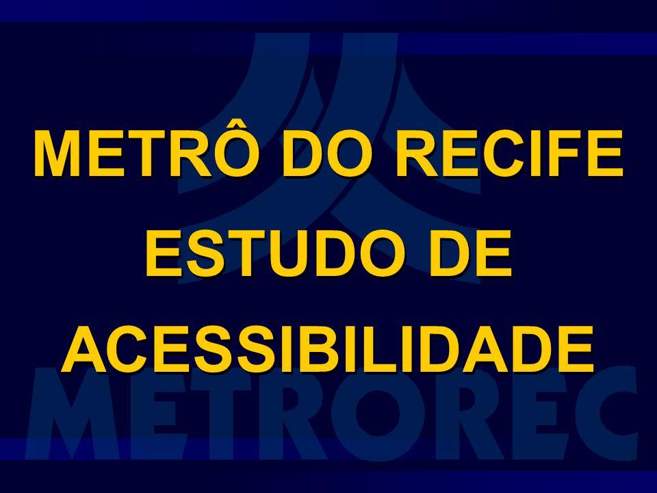 ESTUDO DE ACESSIBILIDADE