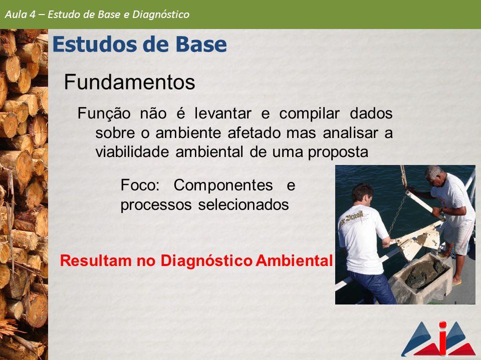 Estudos de Base Fundamentos