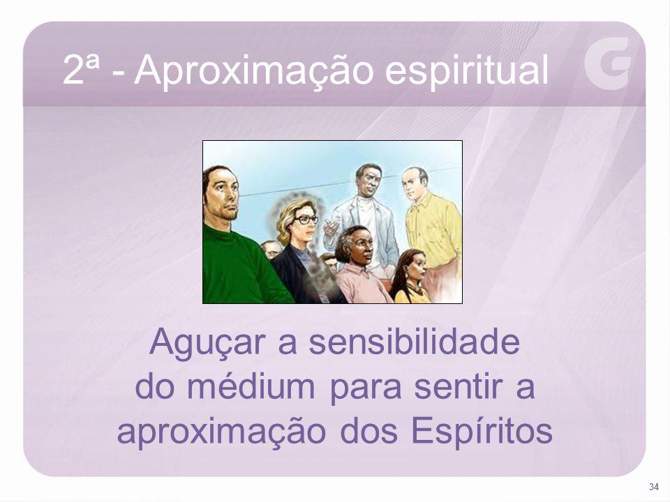2ª - Aproximação espiritual