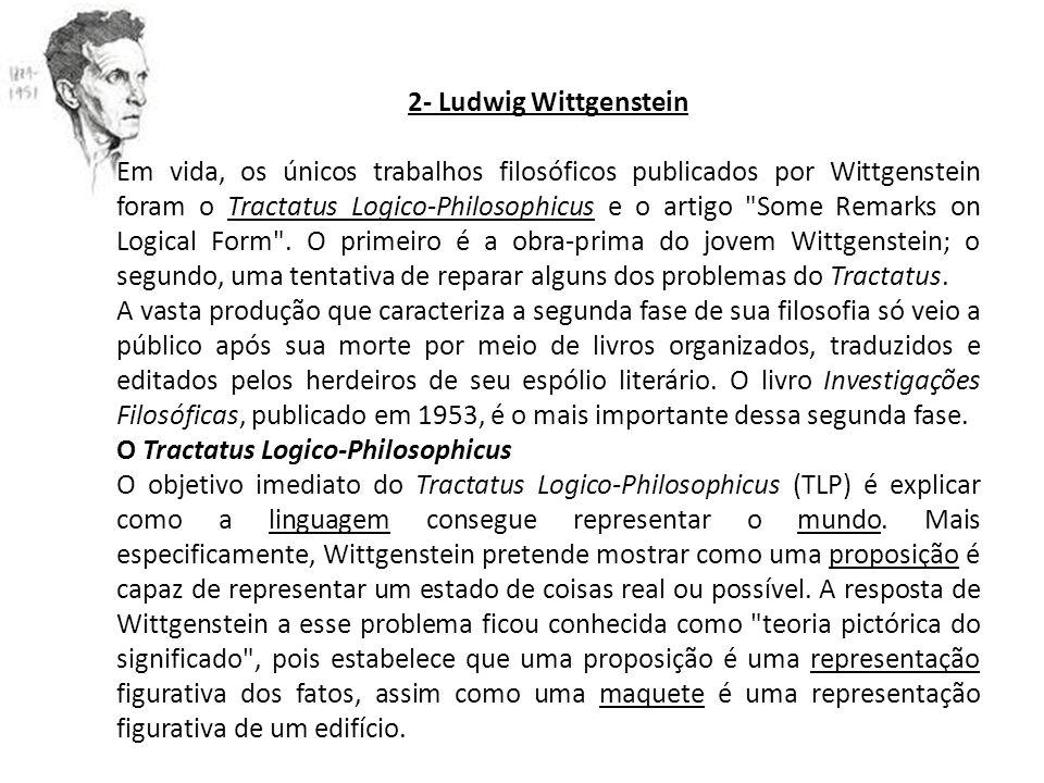 2- Ludwig Wittgenstein